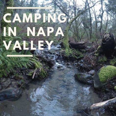Camping Napa Valley